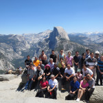 Yosemite Mountain Glacier Point