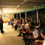 Mudras Class in Yosemite Mountain Training Retreat