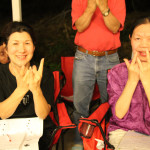 Mudras Class in Yosemite Mountain Training Retreat