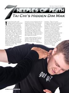 Master Tu Dim Mak article-1